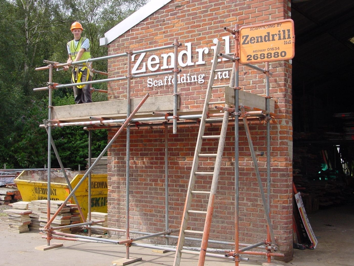 Zendrill Scaffolding
